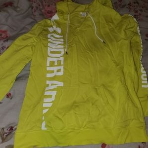 Womans under Armour hoodie